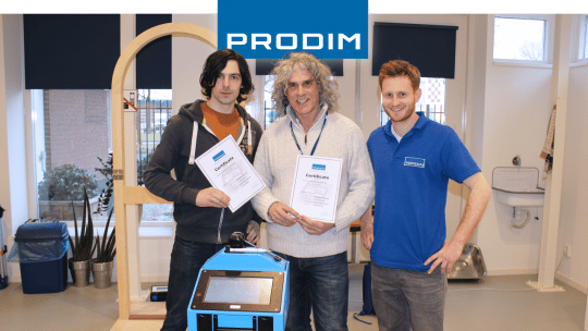 Utilizador Proliner Prodim Alpha Glass London