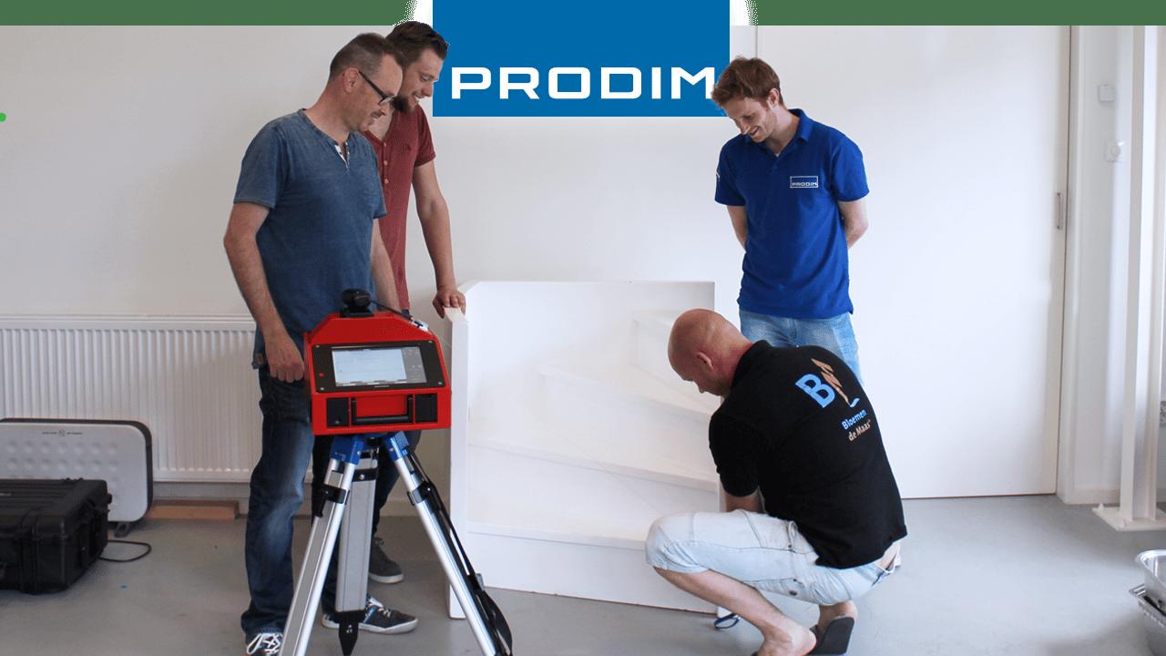 Utilizador Proliner Prodim Bloemen de Maas