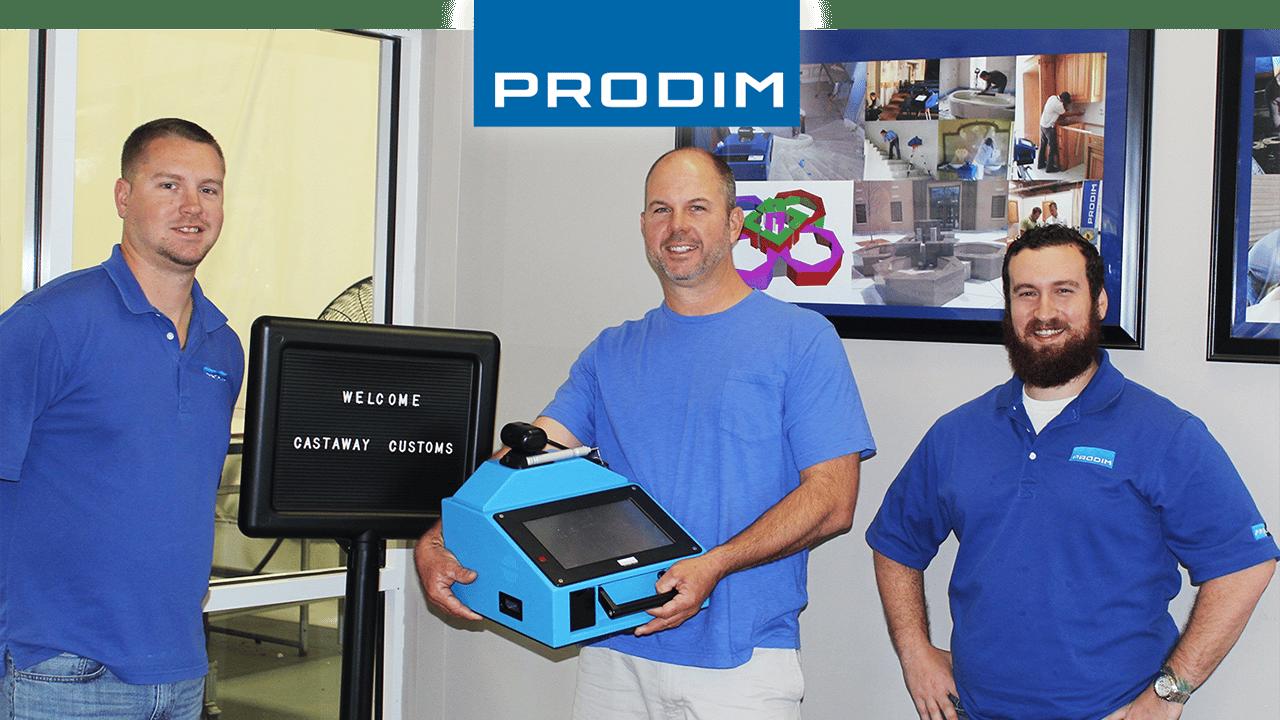 Utilizador Proliner Prodim Castaway Customs