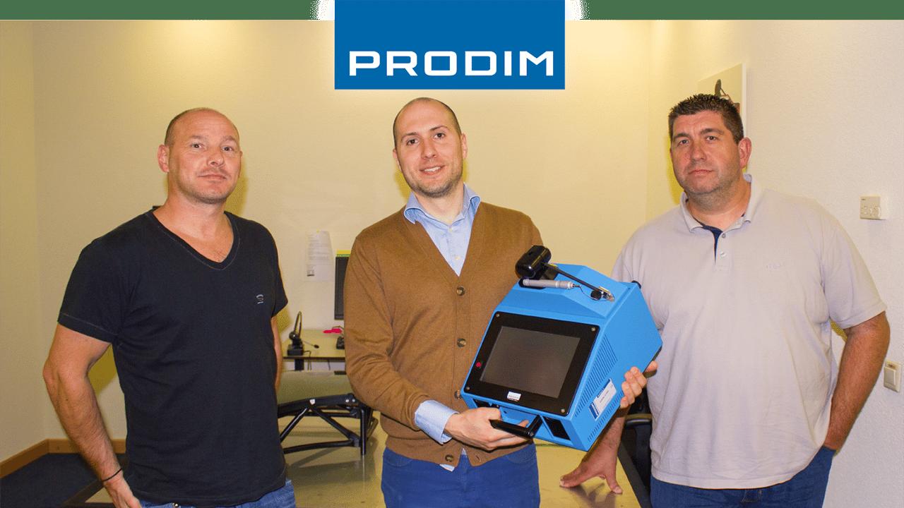 Utilizador Proliner Prodim Instrument Glasses