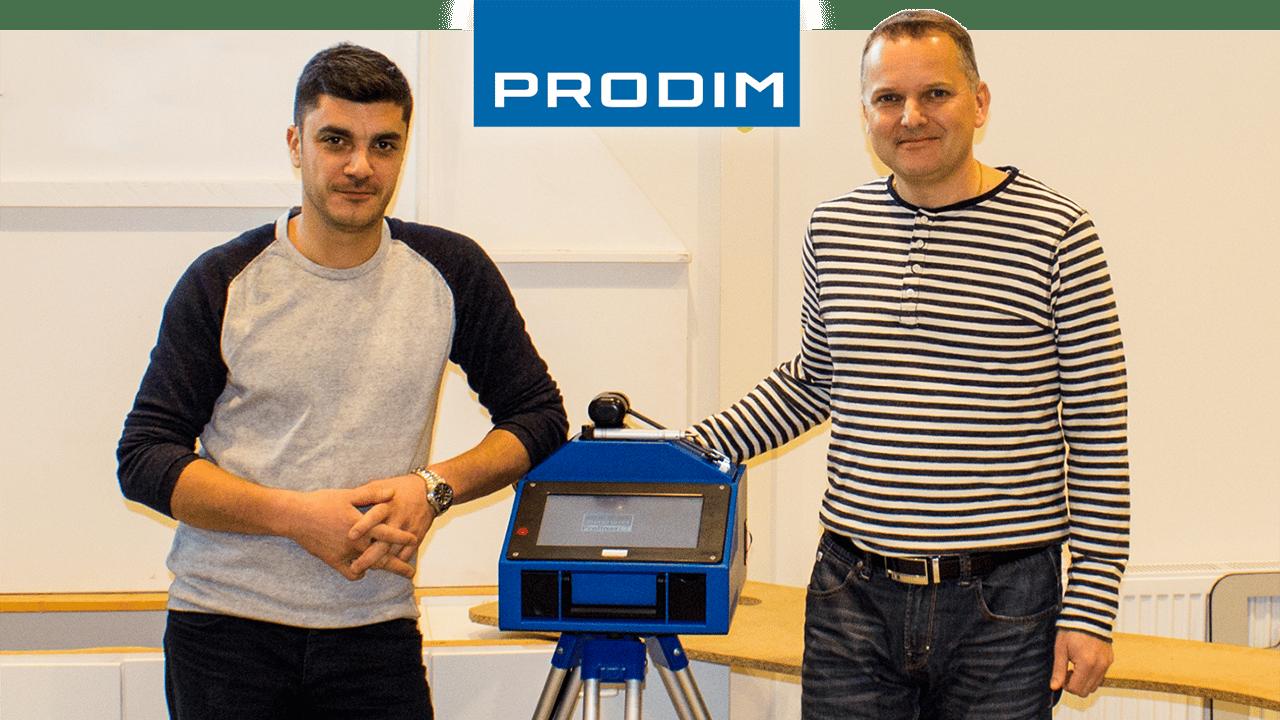 Utilizador Proliner Prodim KUMA