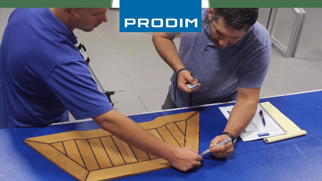 Utilizador Proliner Prodim MatPlus