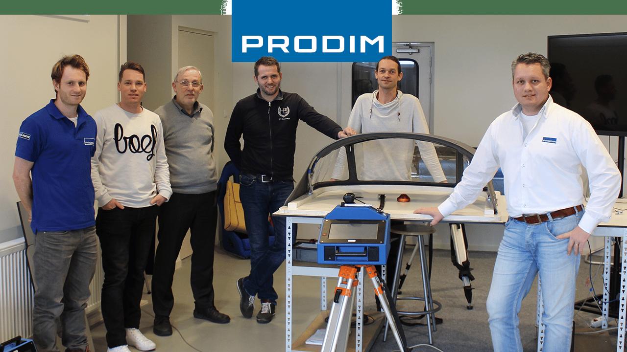 Utilizador Proliner Prodim Pro-Seal