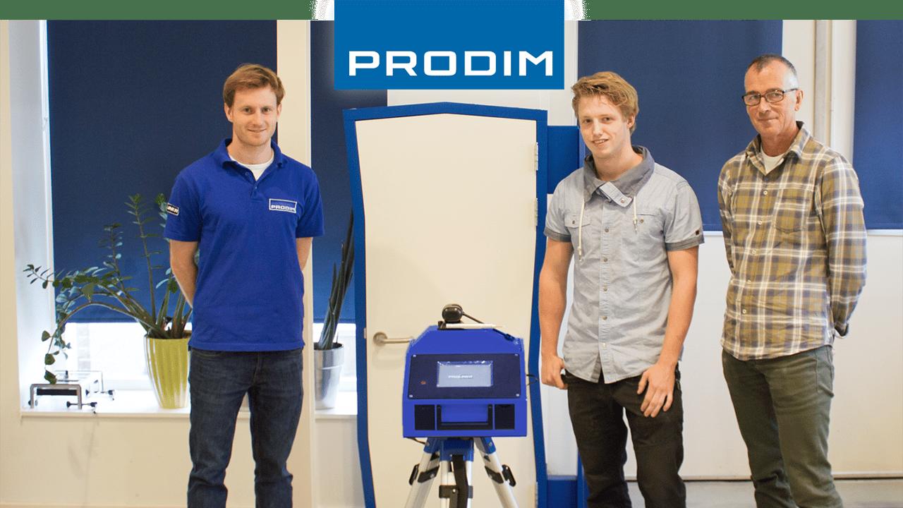 Utilizador Proliner Prodim Van Daalen Houttechniek