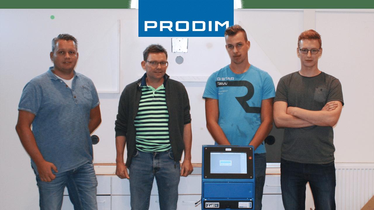 Utilizador Proliner Prodim Westerbeek Jachtbouw