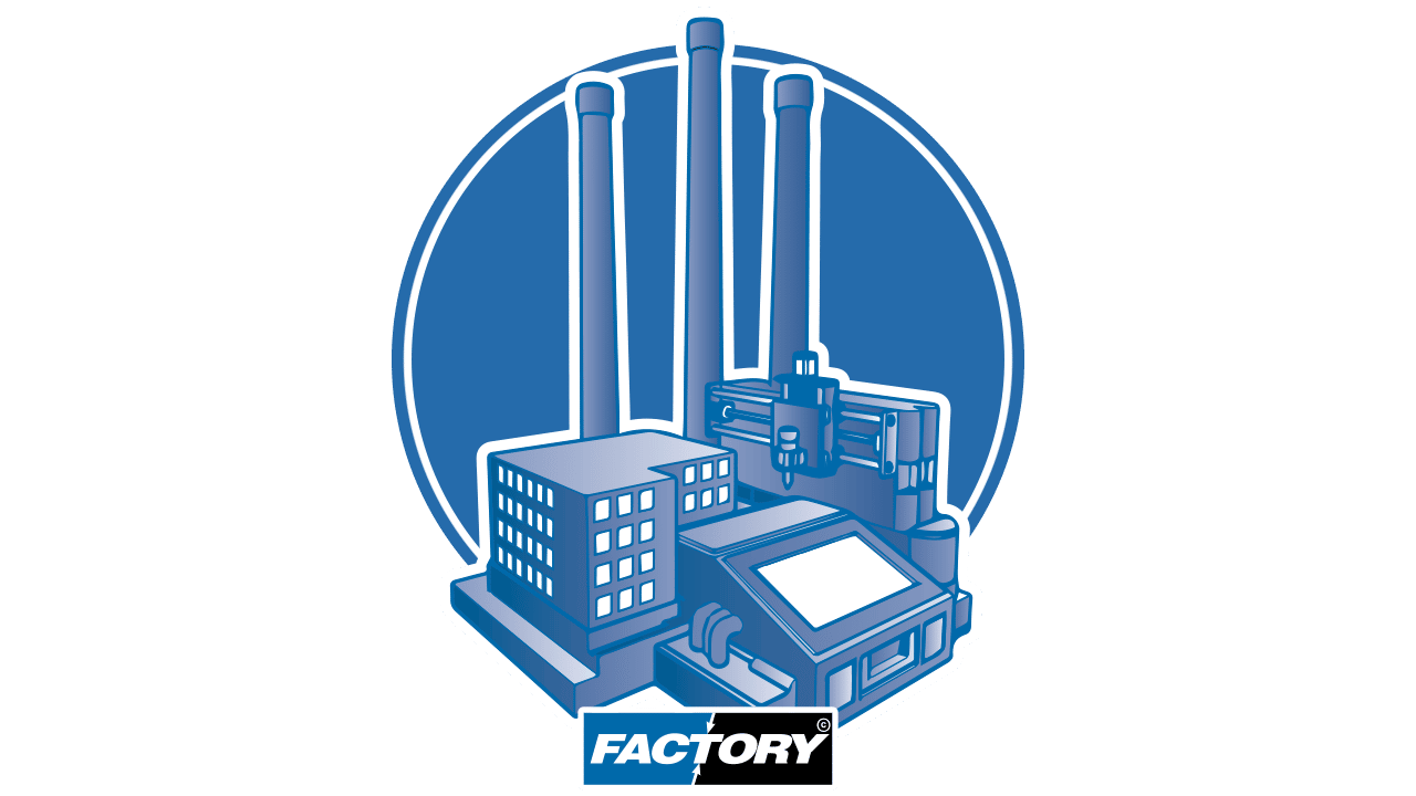 Logotipo - Prodim Factory software