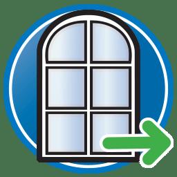 Botão para visitar a página de soluções de Portas e Janelas Prodim