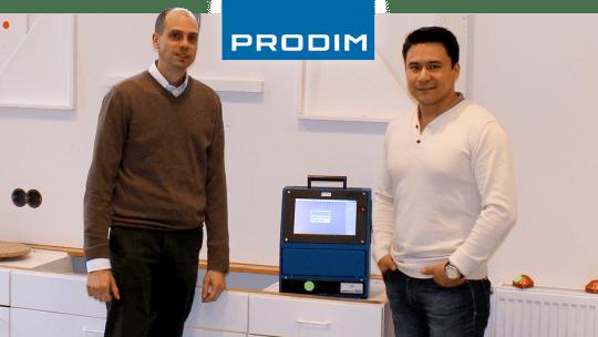 Utilizador Proliner Prodim Boristone