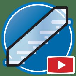 Botão para Assistir a vídeos Proliner medição digital de guarda corpos
