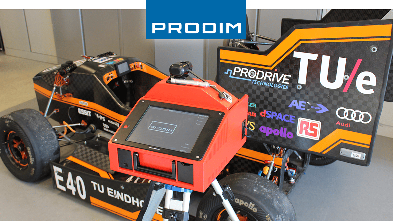 Prodim partner of University Racing team Eindhoven (URE)