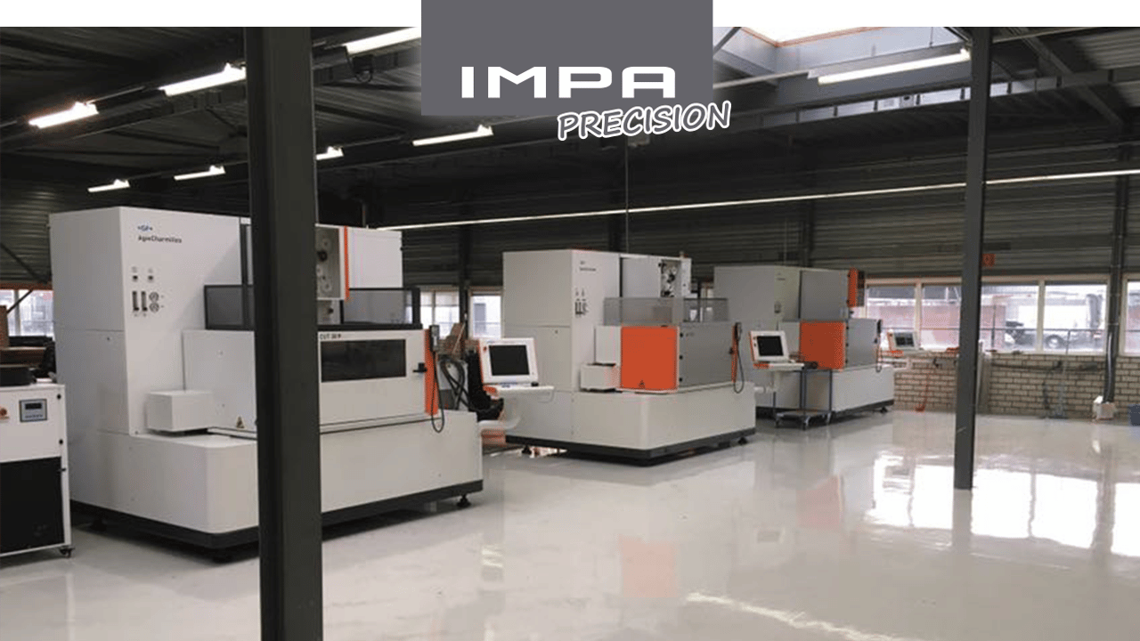 IMPA Precision - maquinaria EDM