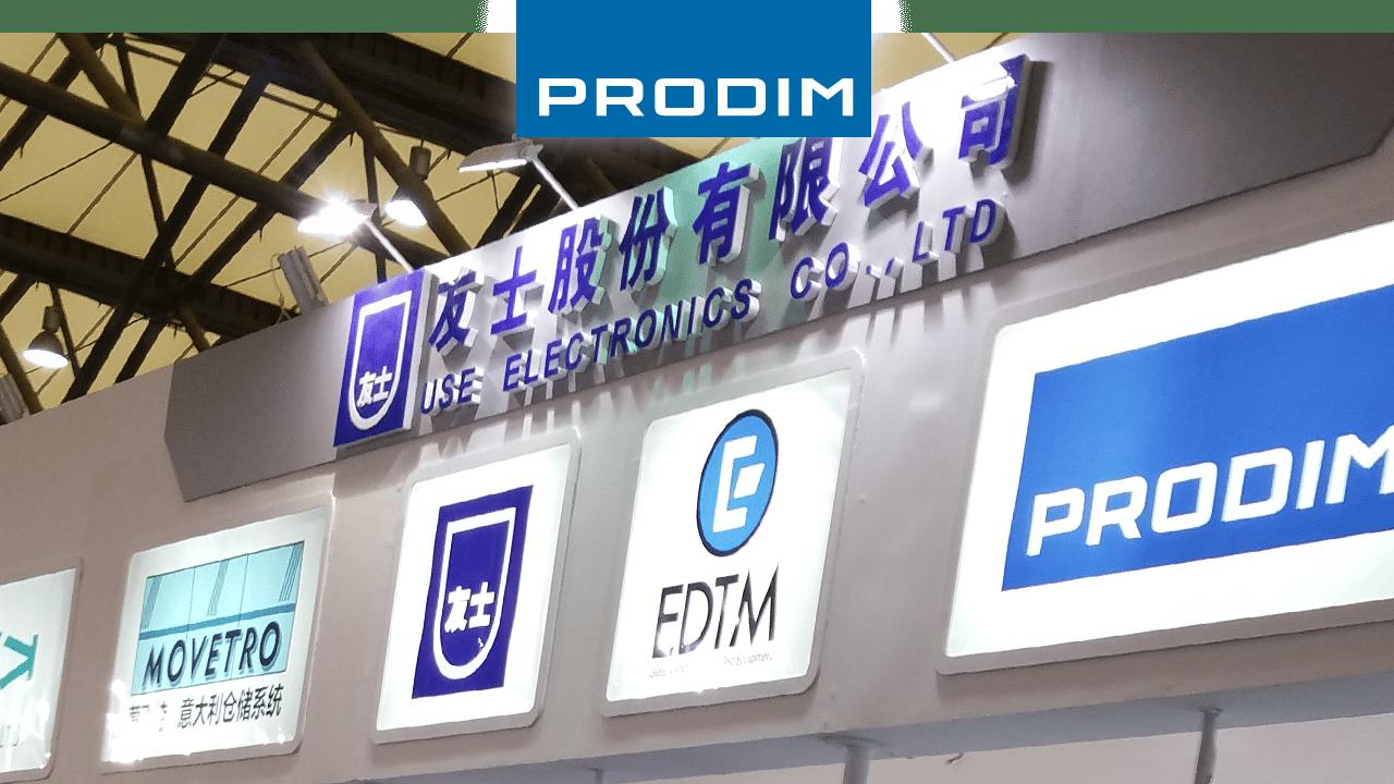Prodim faz demonstrações em todo o mundo – China Glass
