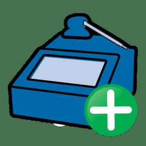 Ícone- Software Factory Prodim- Slab Creator- Adicionar configuração flexível de Chapas