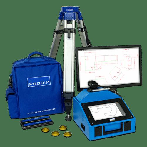 Imagem do pacote para Pedra Proliner - Uma solução completa de medição digital para fabricantes de Pedra Mármore