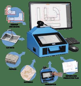 Software Proliner CT: Edite e finalize medições em obra
