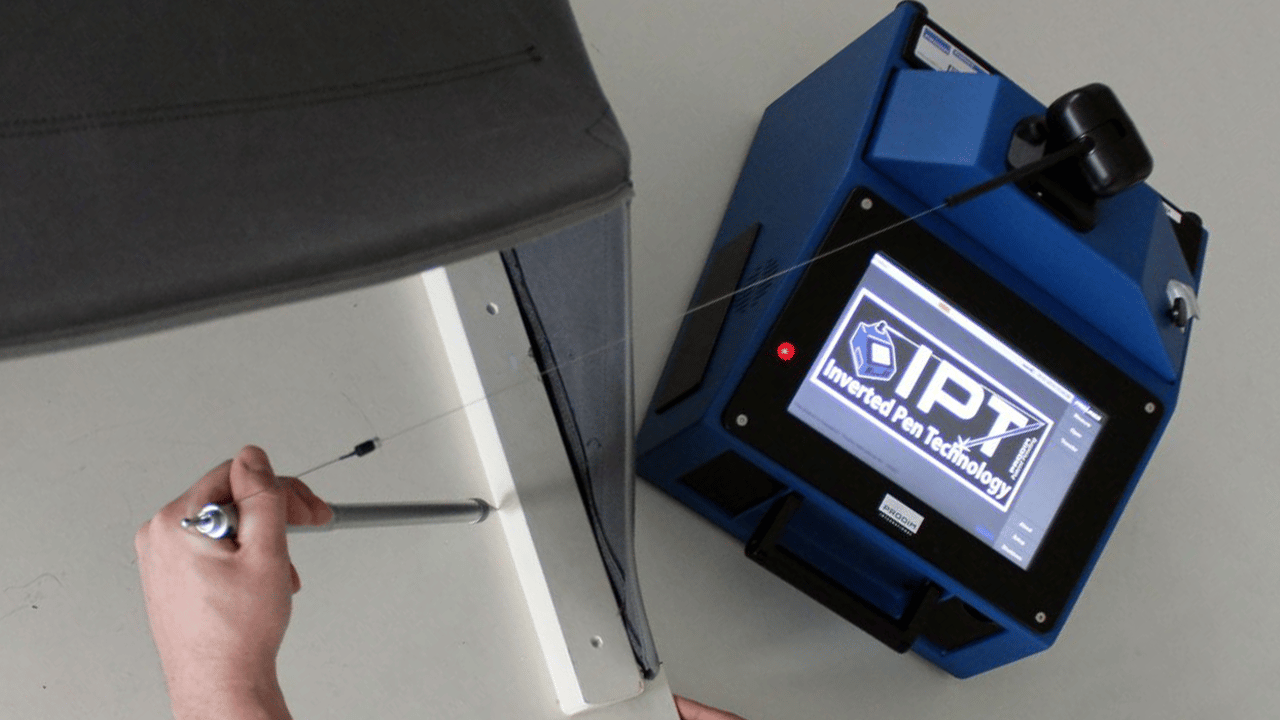 Tecnologia de Caneta Invertida Proliner Prodim - IPT