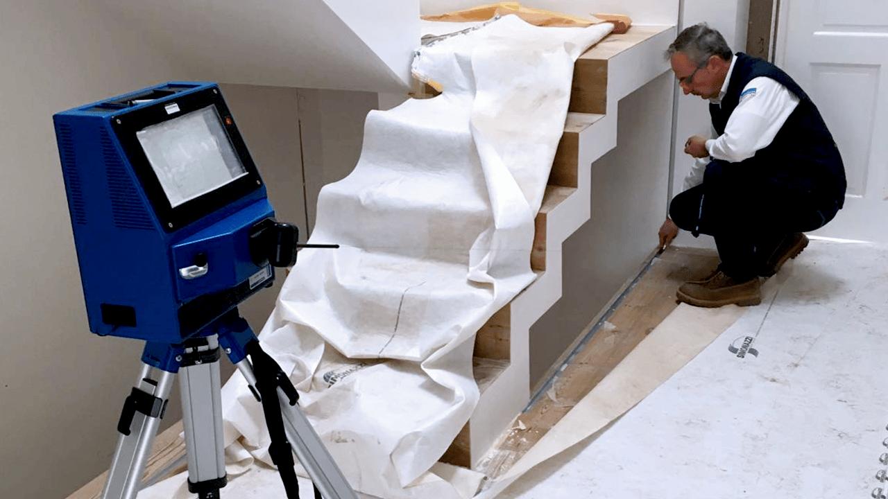 Soluções da indústria de Vidro arquitetónico Prodim – Guardas de Escadas