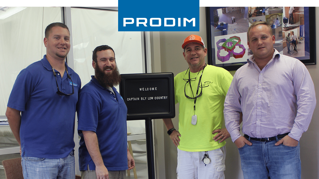 Utilizador Proliner Prodim Captain Bly Low County