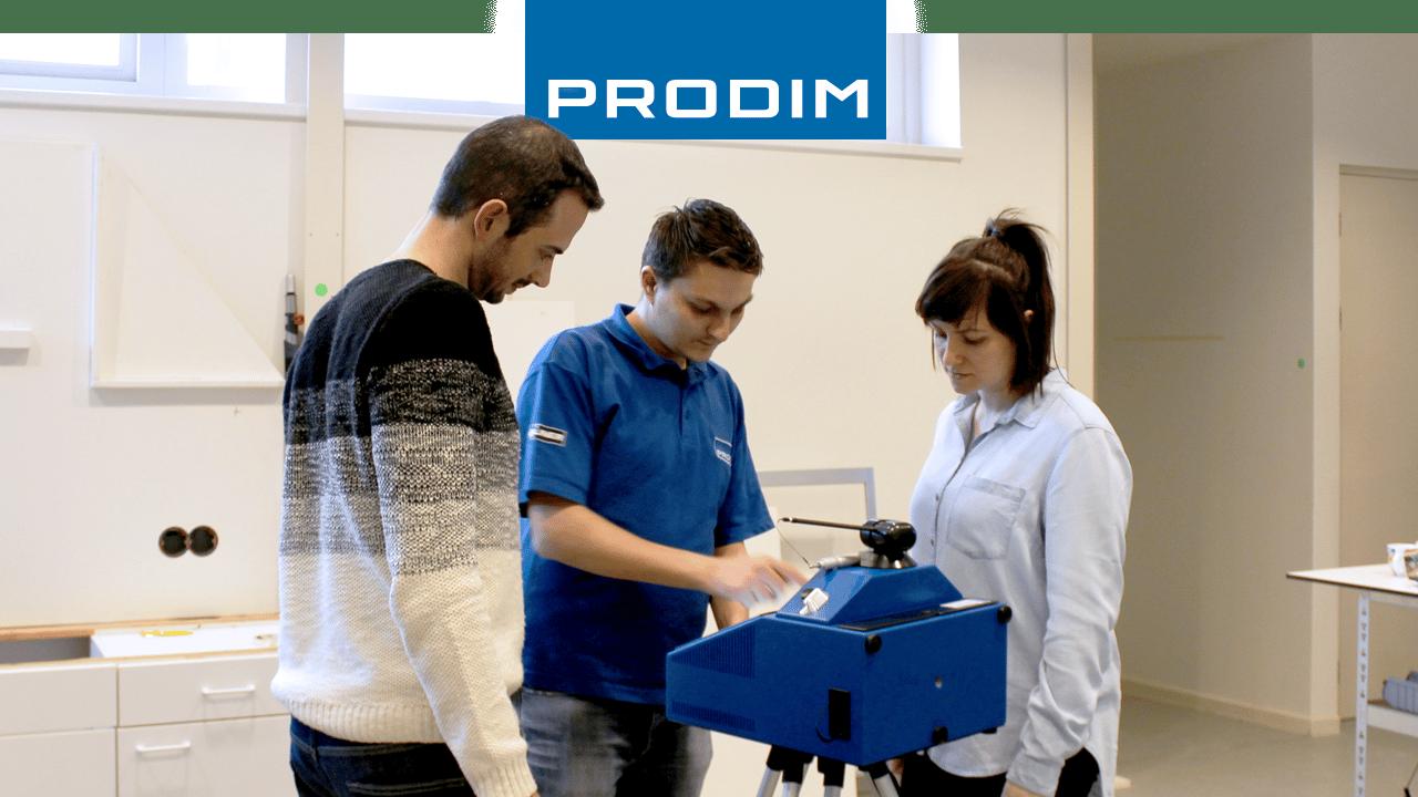 Utilizador Proliner Prodim Mega Marble & Mega Glass