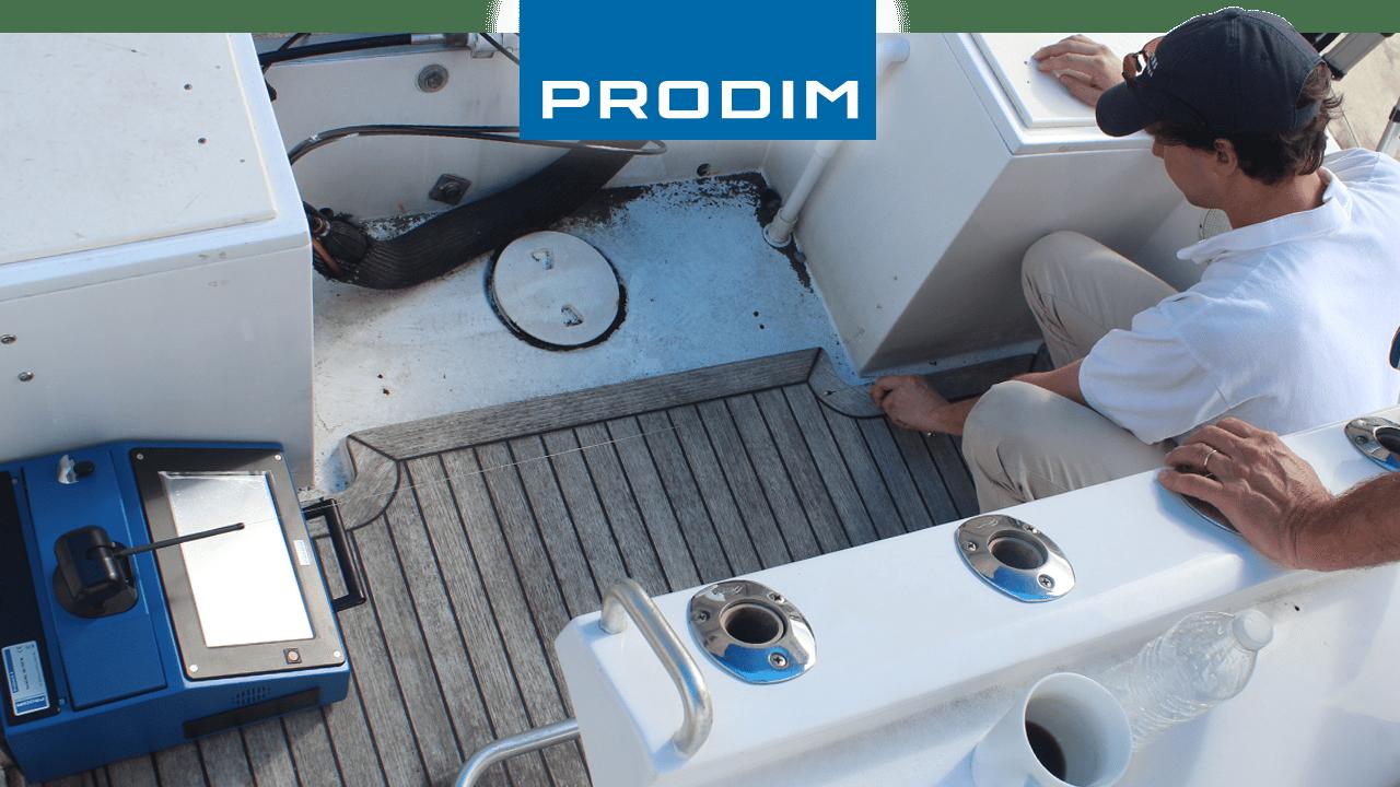 Utilizador Proliner Prodim Saunders Yachtworks