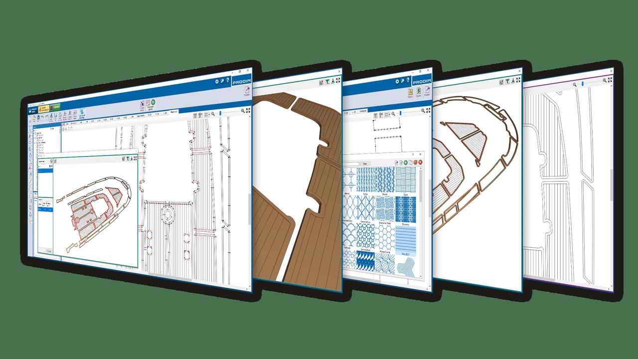 A solução de software Prodim Factory - Indústria Náutica