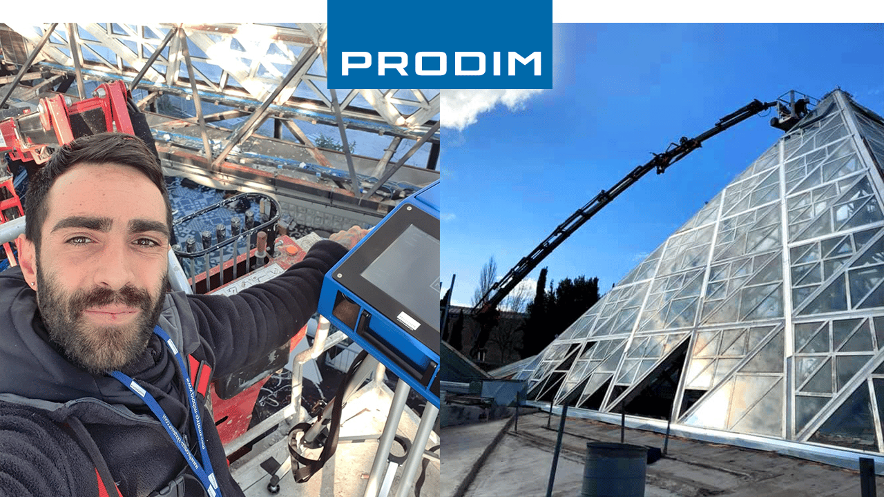 Prodim-Proliner-user-Vetreria-Riccionese-Cocorico-project