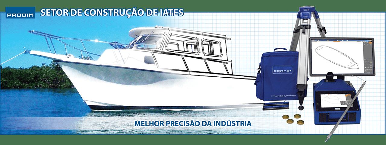 Slider - Soluções completas de criação de modelos digitais para a indústria náutica. Clique para obter mais informações