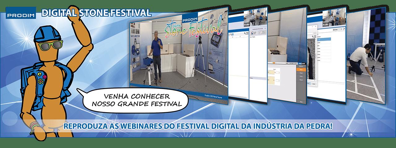 Slider - Venha conhecer nosso Festival Digital da Industria da Pedra